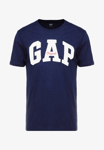 ORIG ARCH  - Print T-shirt - tapestry navy