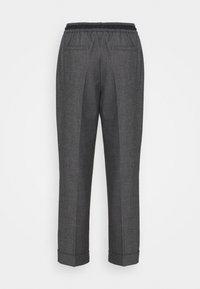 Opus - MANINA FRESH - Trousers - black - 1