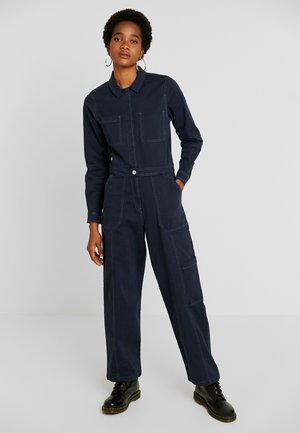 REGULAR - Jumpsuit - black iris