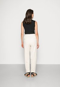Esprit Collection - PANT - Tracksuit bottoms - off-white - 2