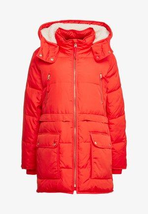 CHATEAU PUFFER - Abrigo de invierno - bright cerise