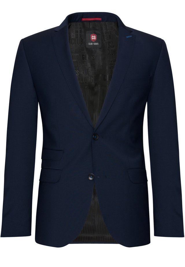 CLIFF-SHARP FIT - Suit jacket - blau