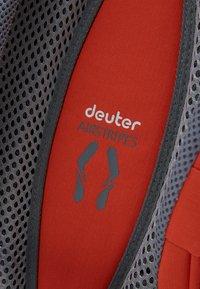 Deuter - WALKER UNISEX - Turistický batoh - orange - 4