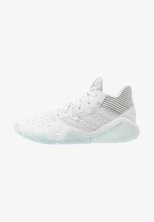 HARDEN BOUNCE BASKETBALL SHOES UNISEX - Scarpe da basket - footwear white/silver metallic/sky tint