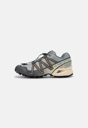 SPEEDCROSS UNISEX - Sneakers - quarry/ebony/bleached sand