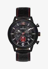 Orphelia - TEMPO - Chronograph watch - black - 1