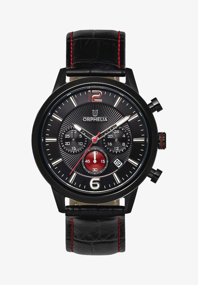 TEMPO - Chronograaf - black