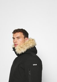 Schott - NELSON - Winter coat - black - 4