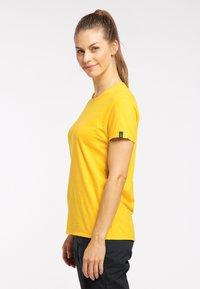 Haglöfs - Basic T-shirt - pumpkin yellow - 2