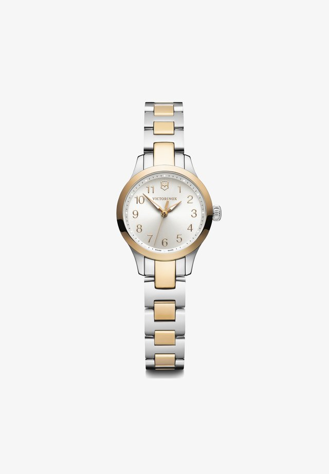 ALLIANCE  - Horloge - silver silver gold