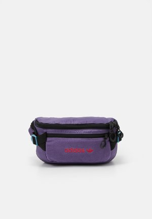 WAISTBAG UNISEX - Bum bag - purple