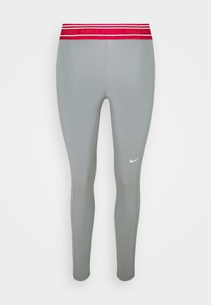 Leggings - particle grey/white