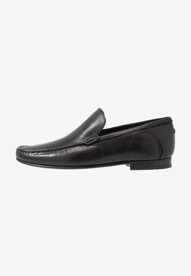 LASSTY - Business loafers - black