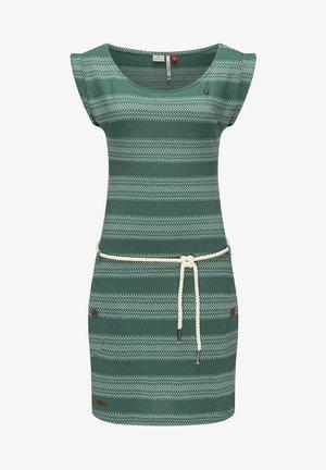 Shift dress - dunkelgrün