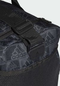 adidas Performance - PRIMEGREEN GRAPHIC DUFFELBAG - Torba sportowa - black - 3