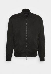 BLOUSON JACKET - Bomber Jacket - black