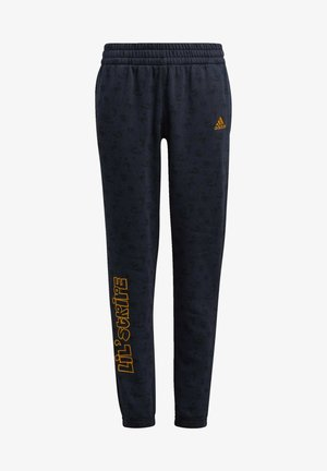 LIL STRIPE TRACKSUIT BOTTOMS - Tracksuit bottoms - blue