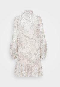 Bruuns Bazaar - IVY ROSEMARY DRESS - Shirt dress - snow white - 1