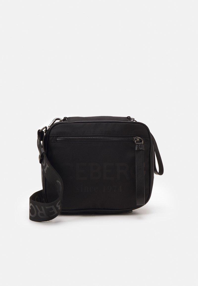Iceberg - UNISEX - Across body bag - black