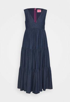 VINEYARD MIDI DRESS - Day dress - indigo