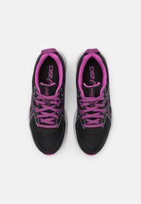ASICS - SCOUT - Scarpe da trail running - black/digital grape - 3