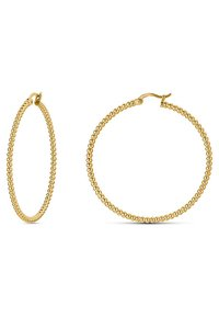 QOOQI - Earrings - yellow - 2