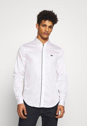 CAMICIA TESSUTO - Shirt - bianco ottico