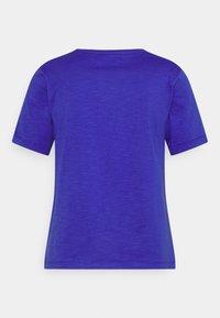 Zign - T-shirts basic - blue - 1