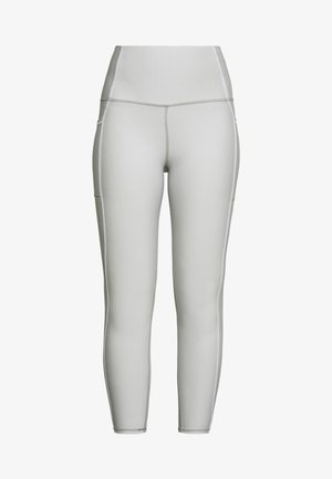 CONTOUR - Leggings - charcoal marle
