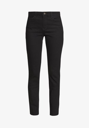 5 POCKETS PANT - Jeansy Skinny Fit - black