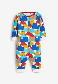 Next - 3 PACK  - Sleep suit - blue - 4