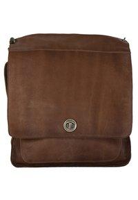 RE:DESIGNED - Across body bag - walnut - 2