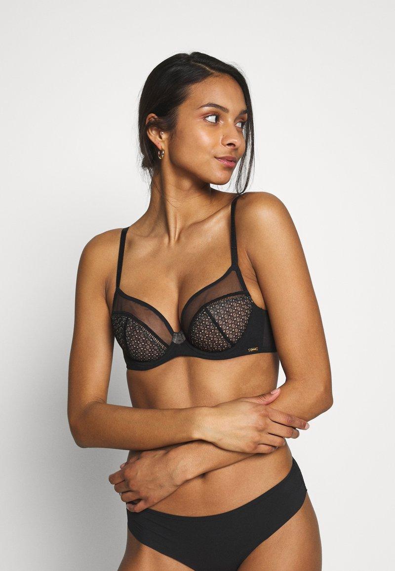 Gossard - GRAPHIC LUXE  - Underwired bra - black