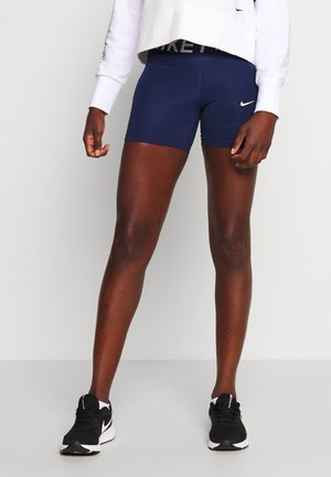 Tights - midnight navy/white