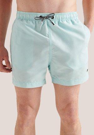 Swimming shorts - aruba aqua stripe