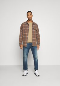 G-Star - STRAIGHT - Straight leg jeans - vintage medium aged - 1