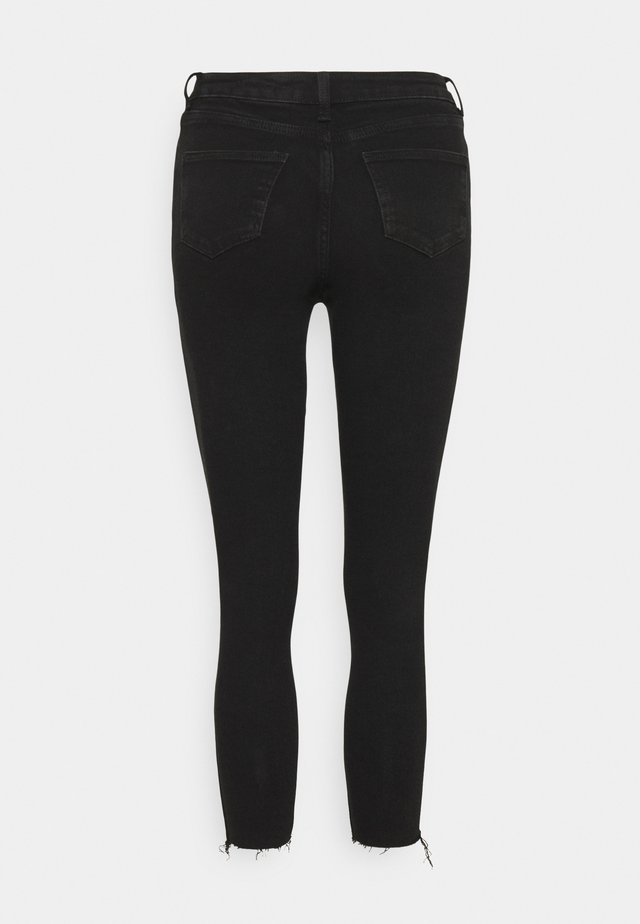 RIPPED DISCO - Jeans Skinny Fit - black