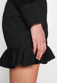 River Island - Košilové šaty - black - 5