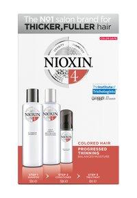 Nioxin - 3-STUFEN-SYSTEM STARTER - Hair set - set 4 - 1