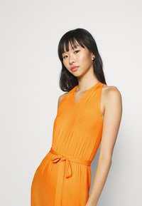 Even&Odd - Vestido largo - kumquat