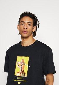 HUF - BRIDE  - Print T-shirt - black - 3