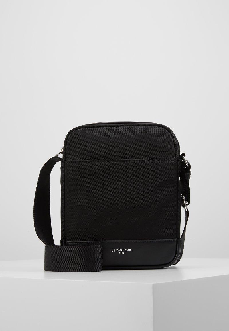 Le Tanneur - GASPARD - Across body bag - noir