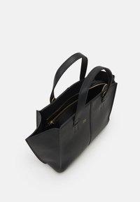Mansur Gavriel - MINI ZIP MULTITUDE TOTE - Handbag - black - 8