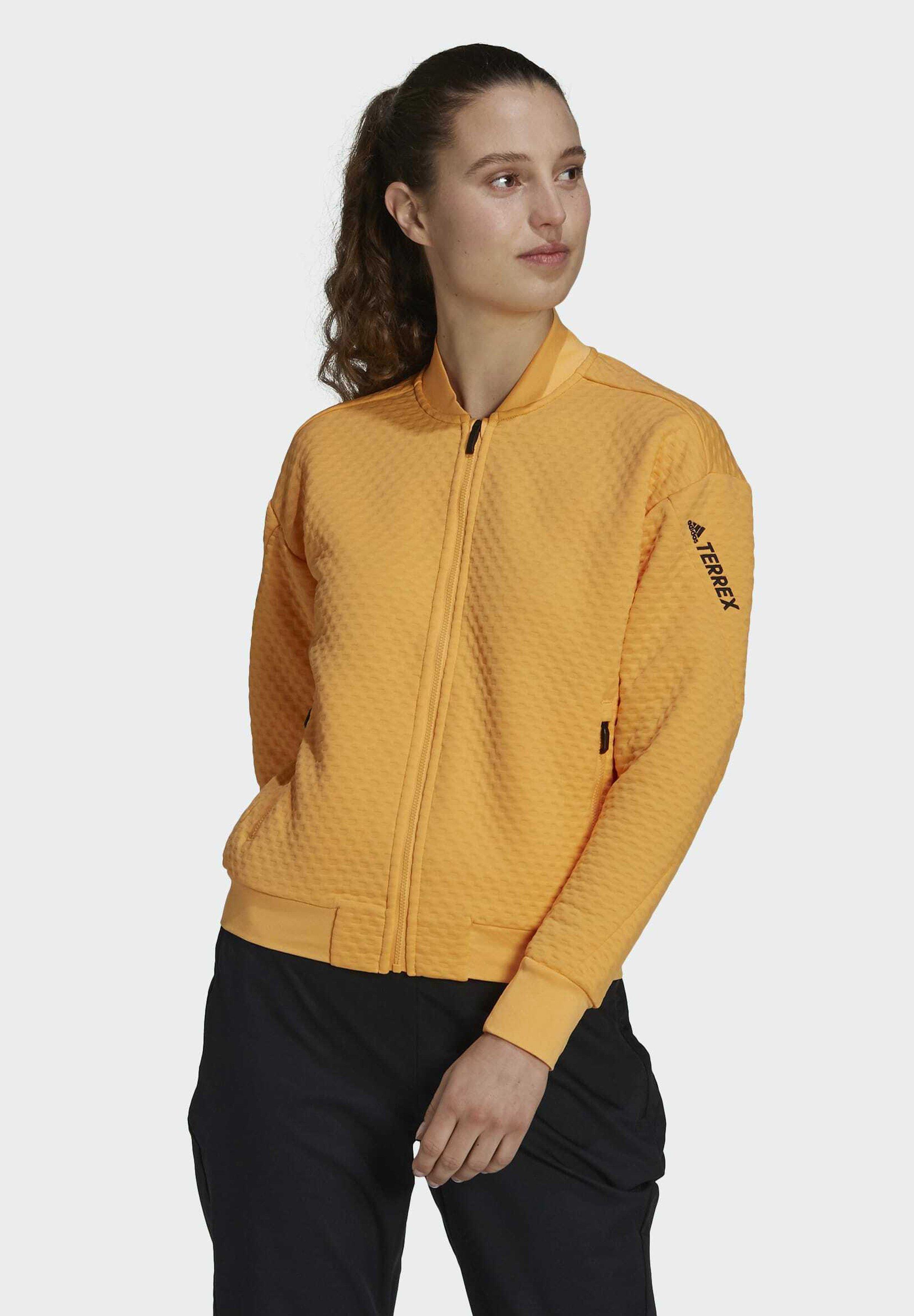 Women TERREX HIKE FLEECEJACKE - Zip-up sweatshirt