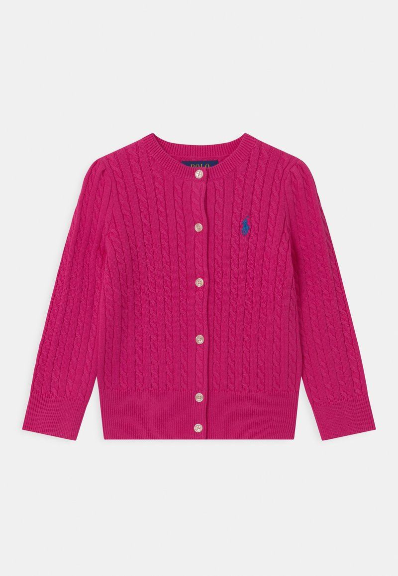 Polo Ralph Lauren - MINI CABLE - Kardigan - accent pink