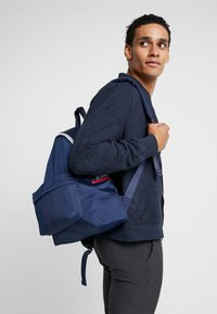 Tommy Jeans - LOGO TAPE BACKPACK - Rucksack - blue - 1