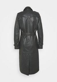 STUDIO ID - JENNI LONG - Trenchcoat - dark grey - 8