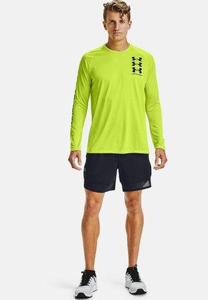 Sports shirt - green citrine