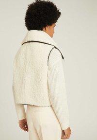 Reiss - Waistcoat - white - 2