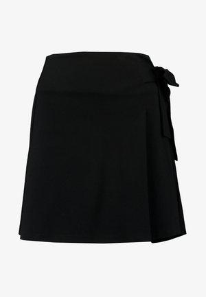 SLFTHORA SKIRT - Zavinovací sukně - black